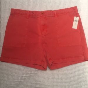 NWT Red/Verm Sanctuary x Anthropologie Shorts